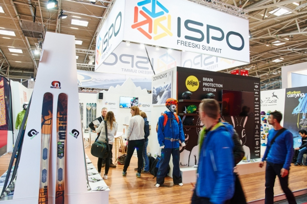 FreerideTestival beim ISPO Snow Summit