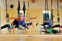 Effektives Training an elastischer Aufhängung