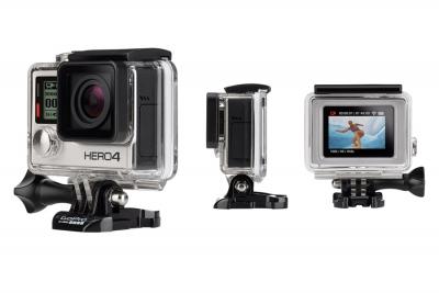 GoPro stellt HERO4-Serie vor