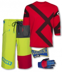 ION Bikewear – Surfing Trails!