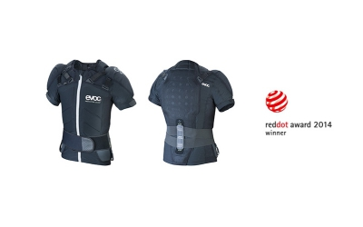 EVOC PROTECTOR JACKET gewinnt RED DOT Award