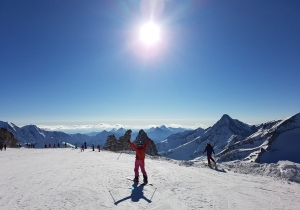 Phil unterwegs: Hintertux 17.11.2018
