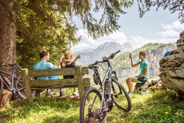 """All-Inclusive"" Package 1. E-Bike-Camp im Salzburger Saalachtal powered by eBike rent"