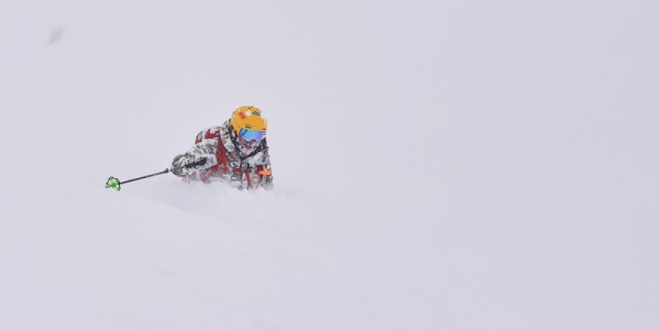 Philipp Dobler in Hintertux