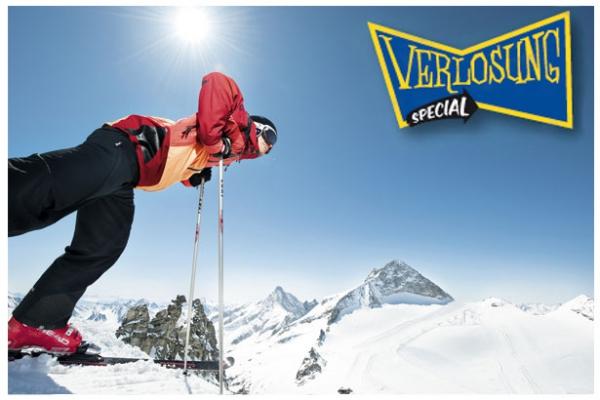 Gletscherwochenend in Tirol zu gewinnen!