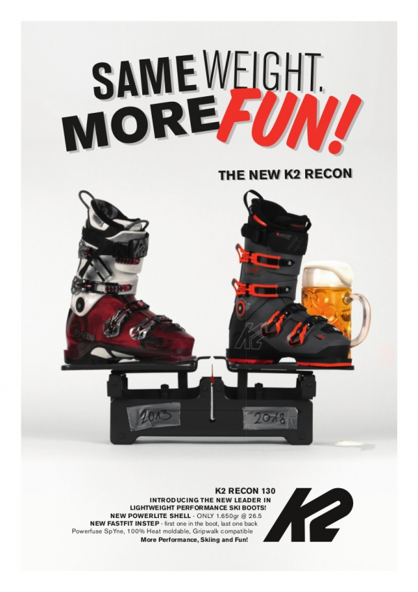 "K2 Skis ""Boots & Beer"" Tour 2018/19"