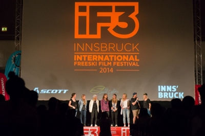 Tausende Freeskier beim iF3 Innsbruck