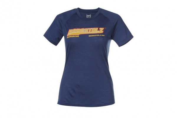 Women T-Shirt Dark Blue