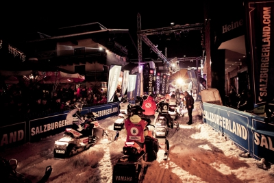 Motorsport-Feeling in Saalbach Hinterglemm