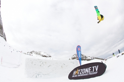 Hotzone.tv Park Opening: 10jähriges Jubiläum