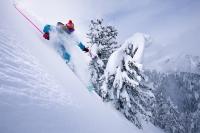 Dem Spaß am Skifahren gewidmet