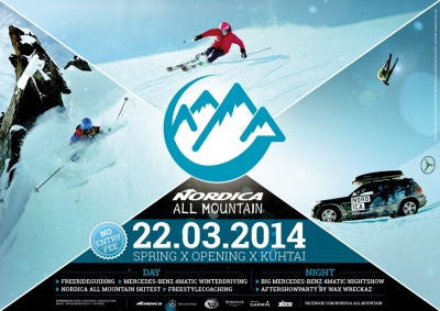 Nordica All Mountain 2014