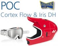 POC Cortex Flow & Iris DH