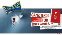 Snow Card Tirol - Grenzenloses Skivergnügen