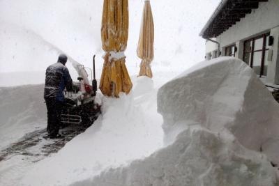Skigebiete starten früher als geplant
