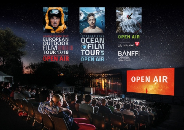 Film Festivals auf Open Air Tour