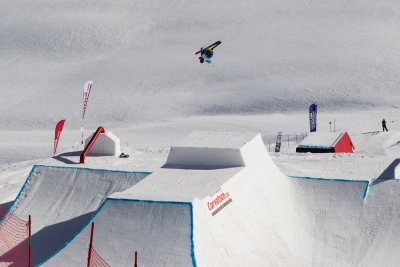 Results - World Cup Slopestyle Corvatsch