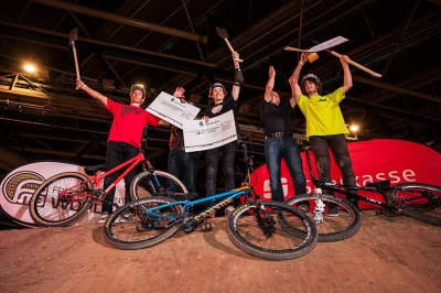 Thomas Genon gewinnt Hall of Dirt 2014