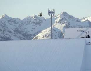 Monster Showdown: David Wise vs. Christof Schenk at Suzuki Nine Knights