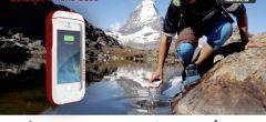 DURA CASE - 3x Akkulaufzeit in einem wasserdichten Outdoor-Gehäuse: jetzt auf Kickstarter!