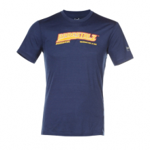 Men T-Shirt Dark Blue