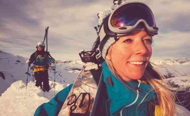 Annelise Loevlie - Rider Profile