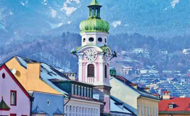 Innsbruck - Nordkette Quartett