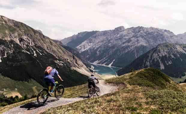 LIVIGNO - let it ride