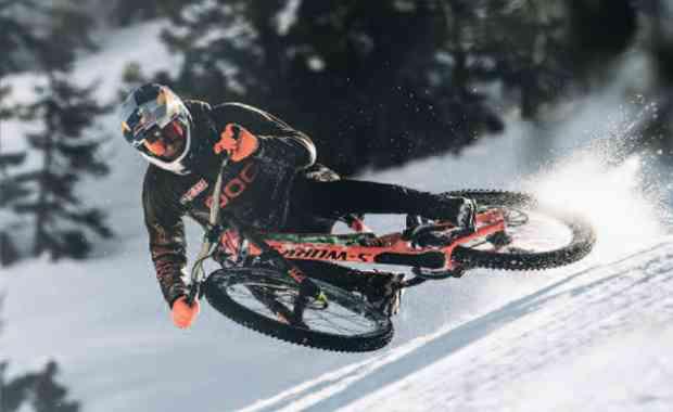 Rider Profile - Fabio Wibmer