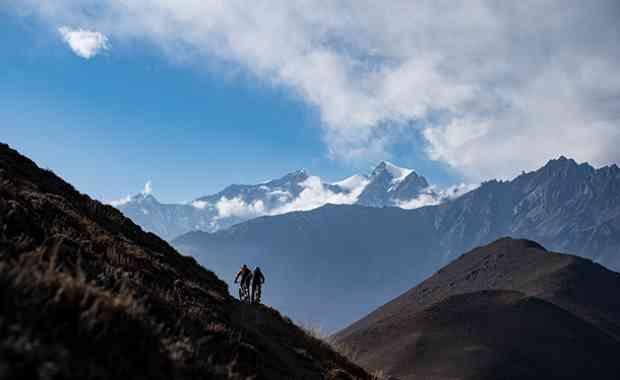 Sinnfindung im Himalaya