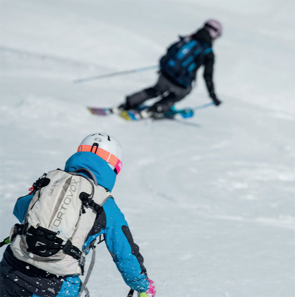 Freeride & Firn Winter Camp Gastein