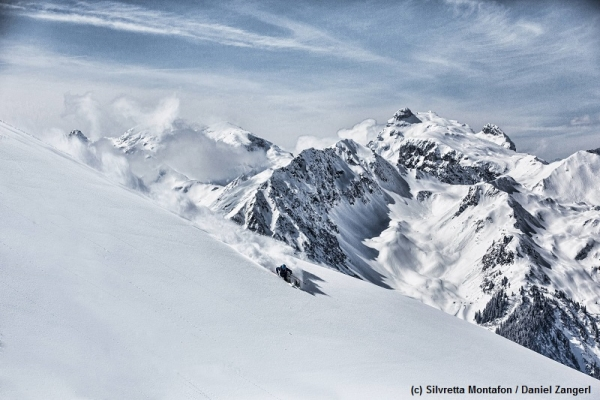 Die Highlights in Silvretta Montafon im Winter 2019/20