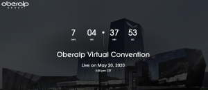 Oberalp Virtual Convention: 20. Mai 2020, 17:00 Uhr