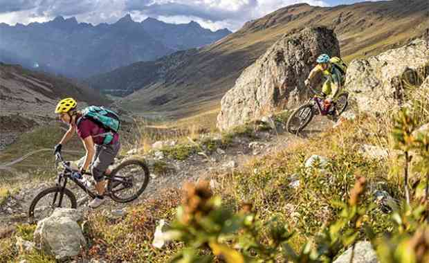 Moutain Bike Holidays #Ischgl