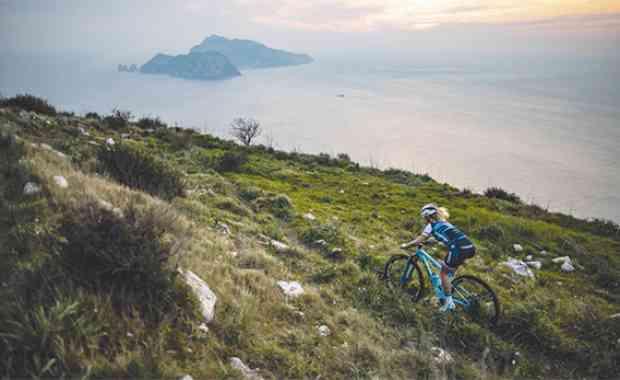 Rider Profile - Jolanda Neff