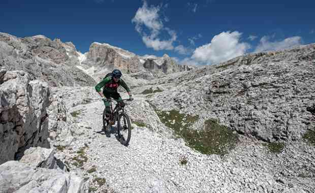 Bike Safari Dolomiten
